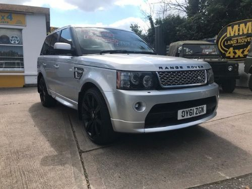 ***SOLD***Range Rover Sport Autobiography 3.0 SDV6 HSE 2011***SOLD***